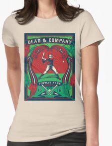 DEAD &COMPANY BostoN 2016 NEW Collection Womens Fitted T-Shirt