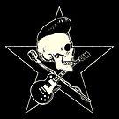 Rock-n-Roll Skull by Bela-Manson