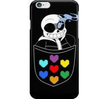 Pocket Sans v3 iPhone Case/Skin