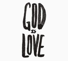 God is Love One Piece - Short Sleeve
