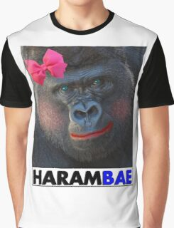 Harambae Graphic T-Shirt