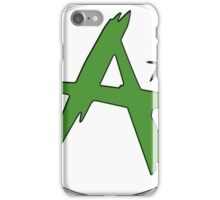 Anarchy A iPhone Case/Skin