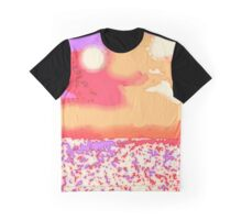 Sunset Ocean Graphic T-Shirt