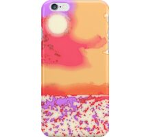 Sunset Ocean iPhone Case/Skin