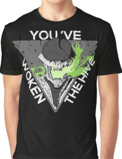 You've Woken The Hive Graphic T-Shirt