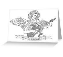 St. Vincent Greeting Card