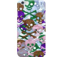 Jolly good Roger iPhone Case/Skin