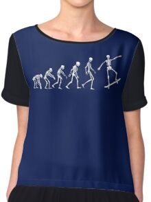 Evolution Skate Chiffon Top