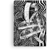 freefalling Canvas Print