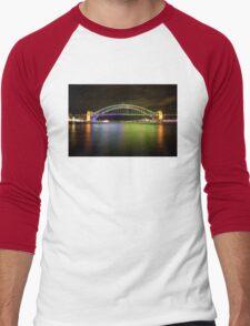 Vivid Bridge 2 Men's Baseball ¾ T-Shirt