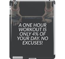 Four Percent Of Your Day iPad Case/Skin