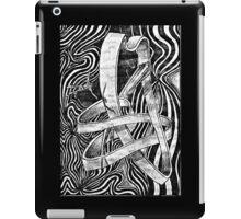 freefalling iPad Case/Skin