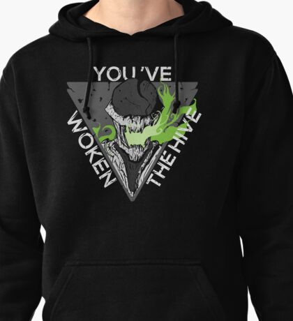 You've Woken The Hive Pullover Hoodie
