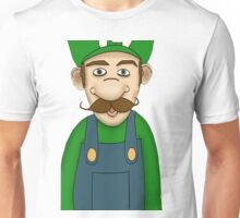Brother, Luigi Unisex T-Shirt