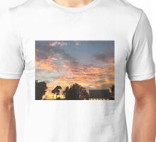 Sunset at the Drive-Ins Unisex T-Shirt