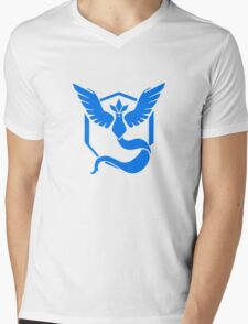 Team Mystic Mens V-Neck T-Shirt