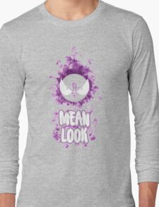 Mean Look Long Sleeve T-Shirt