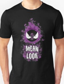 Mean Look Unisex T-Shirt
