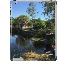 Lazy Asian Riverside iPad Case/Skin