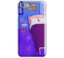 Cold Neo Bedroom in Arles iPhone Case/Skin
