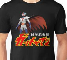 TATSUNOKO JAPAN CLASSIC RETRO CARTOON ANIME SERIES GATCHAMAN G-FORCE BATTLE OF THE PLANETS SCIENCE NINJA TEAM  Unisex T-Shirt
