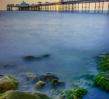 Pier Sunrise by Ian Mitchell