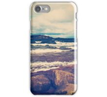 Waves On Lake Superior iPhone Case/Skin
