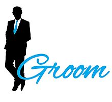 Groom Photographic Print