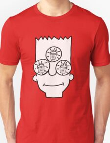 Bart all slurped out  T-Shirt