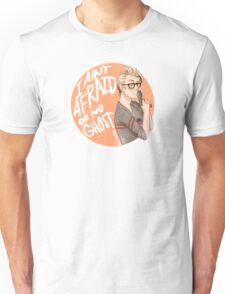 "Jillian Holtzmann ""I Ain't Afraid of No Ghost"" Unisex T-Shirt"