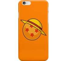 Dragonball Z - One Piece iPhone Case/Skin