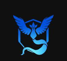 Team Mystic (Gradiant, No Text) Unisex T-Shirt