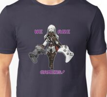 Inspired by Ezio of Assassin's Creed Unisex T-Shirt