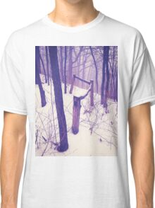 Forest Fence Classic T-Shirt