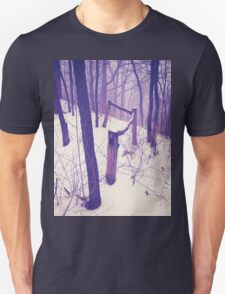 Forest Fence Unisex T-Shirt
