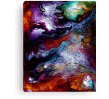 a Reach for Earth Canvas Print