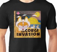 4th Annual Corgi Beach Day Unisex T-Shirt