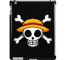 Pixel no Luffy iPad Case/Skin
