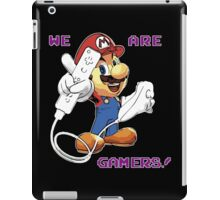 Inspired by Mario of Super Mario iPad Case/Skin