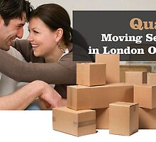 Quality Moving Services in London, Ontario by movers11