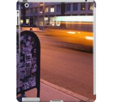 NYC Taxi  iPad Case/Skin