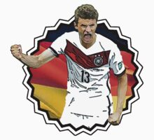 Thomas Müller by JoelCortez