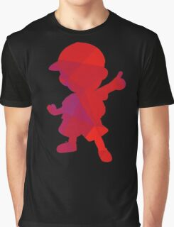 Ness - Fractal Graphic T-Shirt