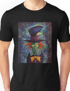 Zombie Hatter Unisex T-Shirt