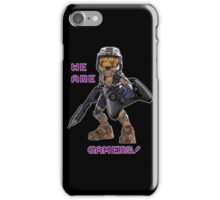 Inspired by Halo iPhone Case/Skin