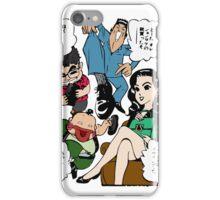 Yoshinori Kobayashi iPhone Case/Skin