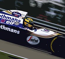 Senna 1994 by Floris155