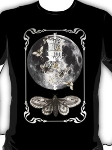 Moth Moon Lantern T-Shirt
