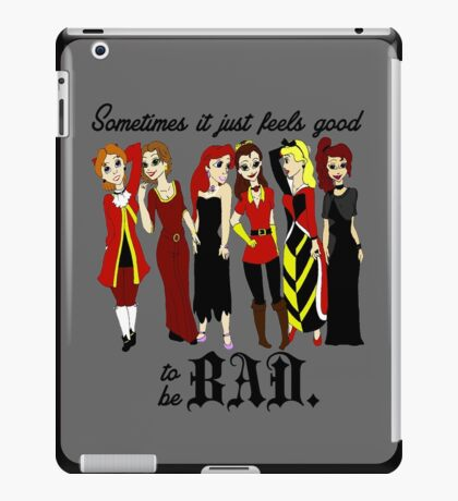 Even Princesses Think So iPad Case/Skin