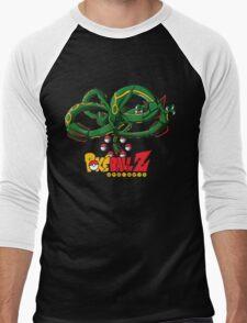 Summon The Green Dragon! Men's Baseball ¾ T-Shirt